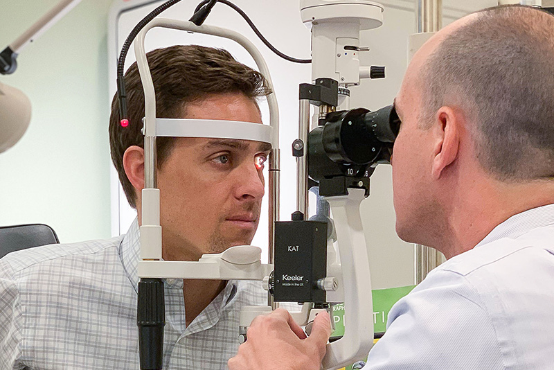 Eye Exam Fernandina Beach